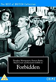 Forbidden (1949) Poster - Movie Forum, Cast, Reviews
