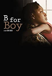 B for Boy Poster