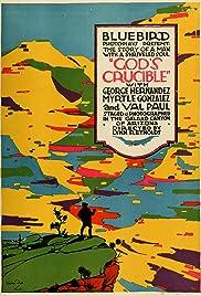 God's Crucible Poster