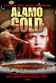 Alamo Gold Poster