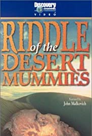 Riddle of the Desert Mummies Poster