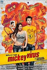 Mickey Virus Poster