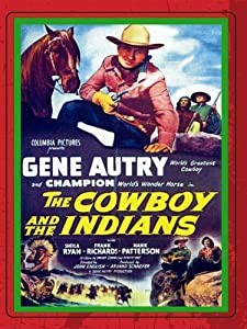 Brrip movie downloads free The Cowboy and the Indians [720
