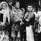 """Robert Cummings, Frankie Avalon, Annette Funicello """"Beach Party"""" (1963) AIP"""