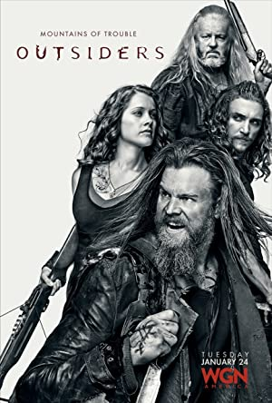 Outsiders S01E03 (2016)