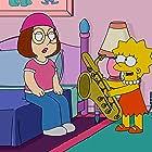 Mila Kunis and Yeardley Smith in Family Guy (1999)