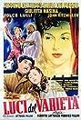 Variety Lights (1950) Poster