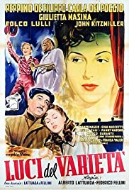 Variety Lights (1950) Poster - Movie Forum, Cast, Reviews