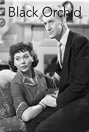 Black Orchid(1953) Poster - Movie Forum, Cast, Reviews