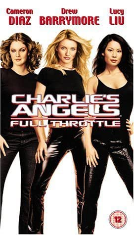 Charlie's Angels: Full Throttle (2003) Hindi Dubbed