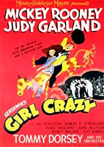 Watch free hollywood movie trailers Girl Crazy by George Sidney [360p]