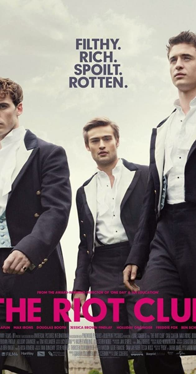 Subtitle of The Riot Club