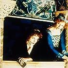 Helena Bonham Carter and Alison Elliott in The Wings of the Dove (1997)