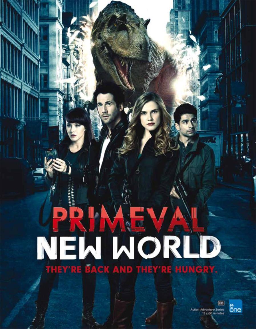 Primeval New World Tv Series 2012 2013 Imdb Primeval