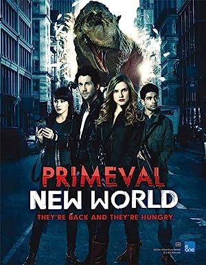 Where to stream Primeval: New World