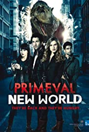 Primeval: New World Poster