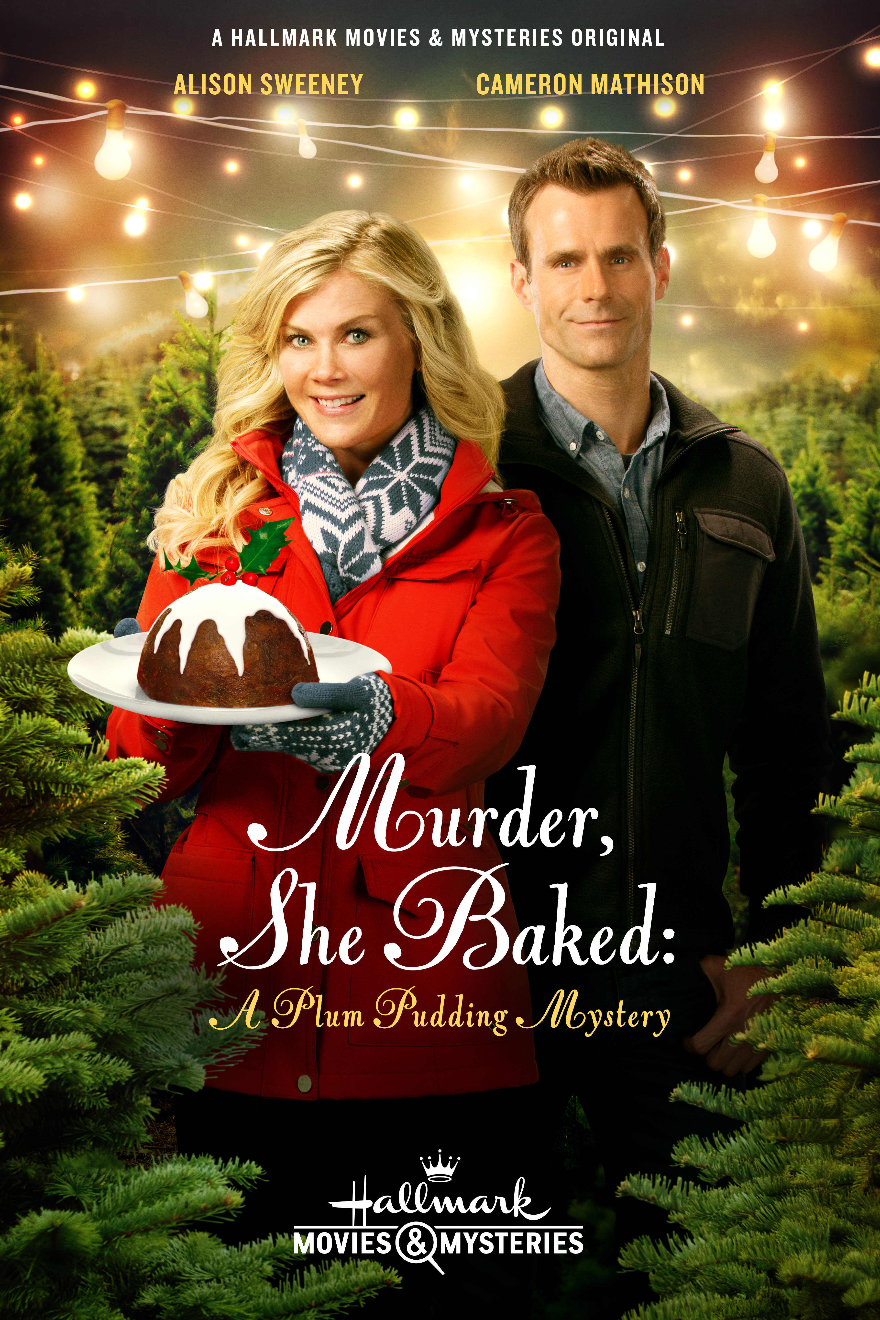 murder she baked a plum pudding mystery tv movie 2015 imdb