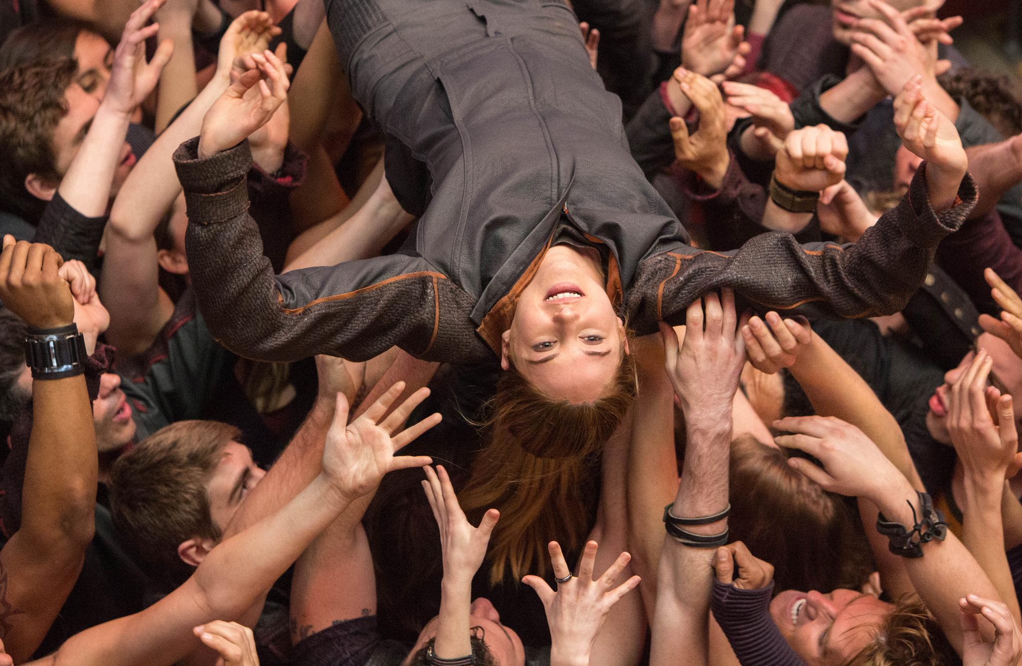Shailene Woodley in Divergent (2014)