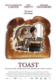 Helena Bonham Carter and Freddie Highmore in Toast (2010)