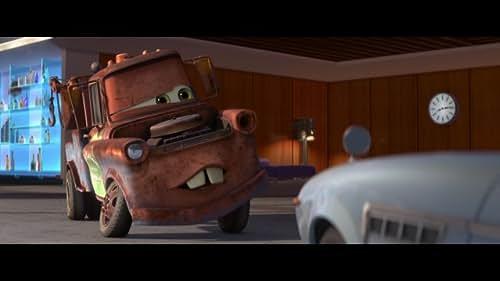 Cars 2: International Trailer