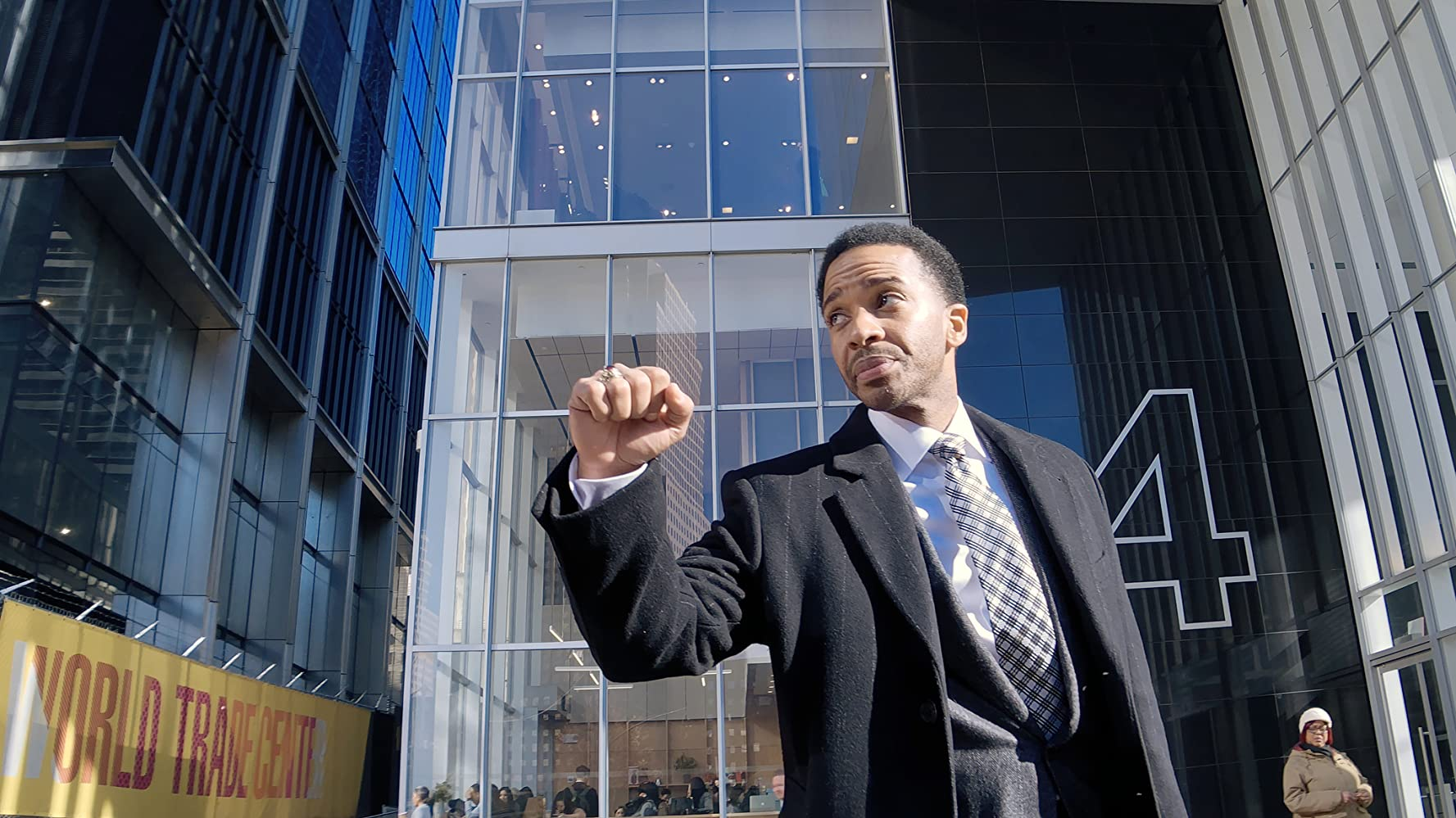 André Holland in High Flying Bird (2019)