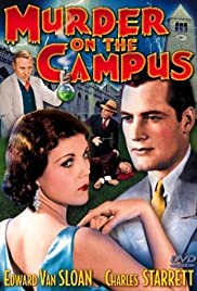 Murder on the Campus(1933) Poster - Movie Forum, Cast, Reviews