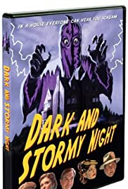 Dark and Stormy Night Poster