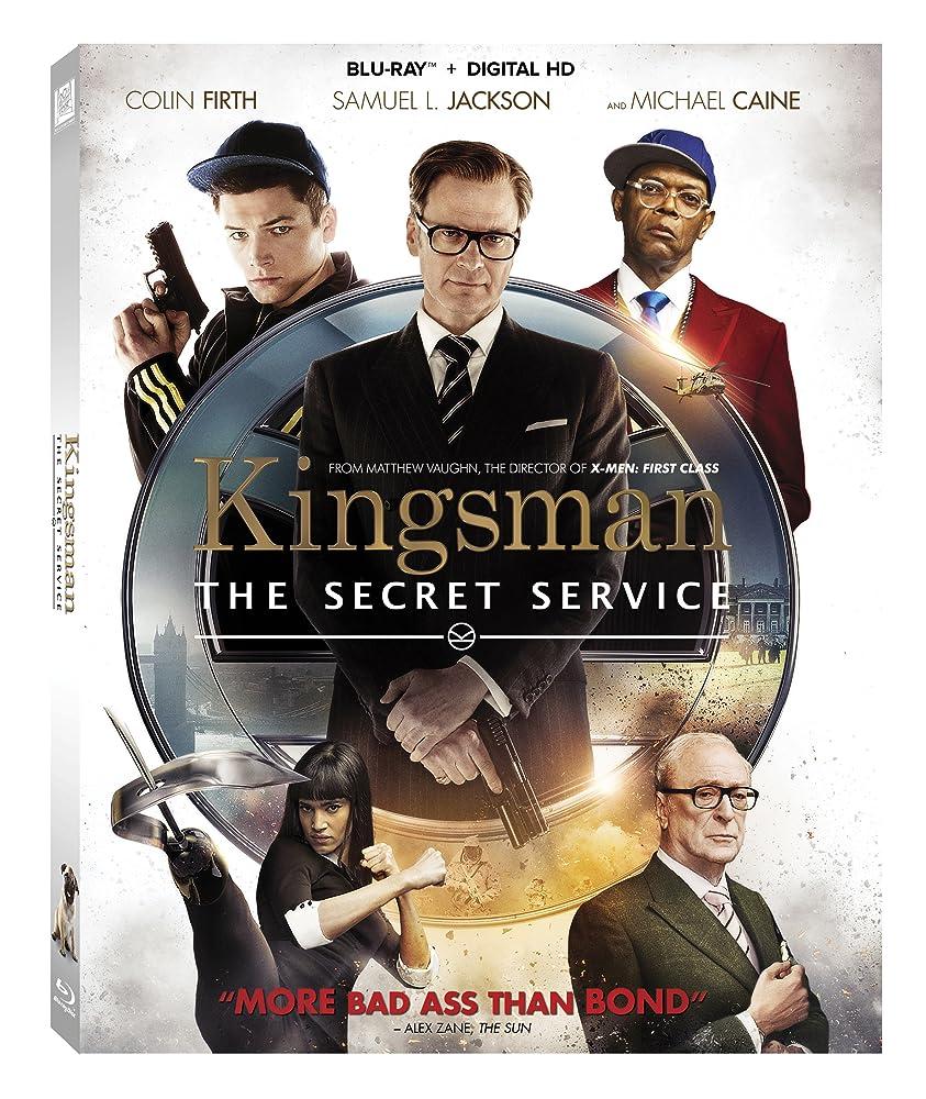 Kingsman: The Secret Service (2014) 720p HEVC  [Dual Audio] [Hindi – English] – BluRay x265 Esubs 650 MB