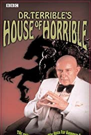 Dr. Terrible's House of Horrible Poster