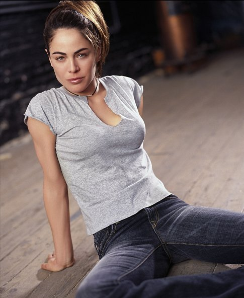 Yancy Butler in Witchblade (2001)