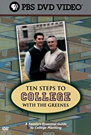 Ten Steps to College with the Greenes Poster