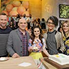 Rosanna Pansino appears on ABC's 'The Chew' May 4th, 2016.