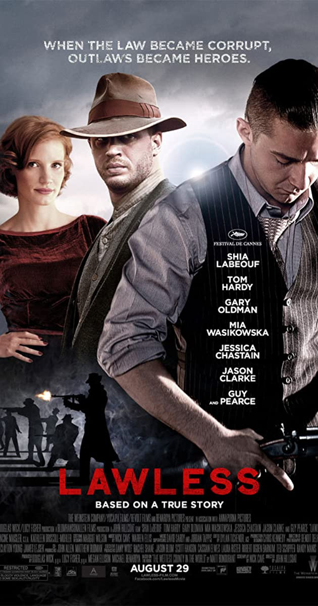 Lawless (2012) - Lawless (2012) - User Reviews - IMDb