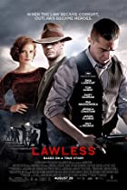 Lawless (2012) Poster