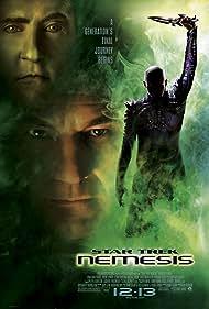 Brent Spiner, Patrick Stewart, and Tom Hardy in Star Trek: Nemesis (2002)