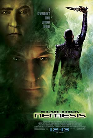 Star Trek: Nemesis Poster Image