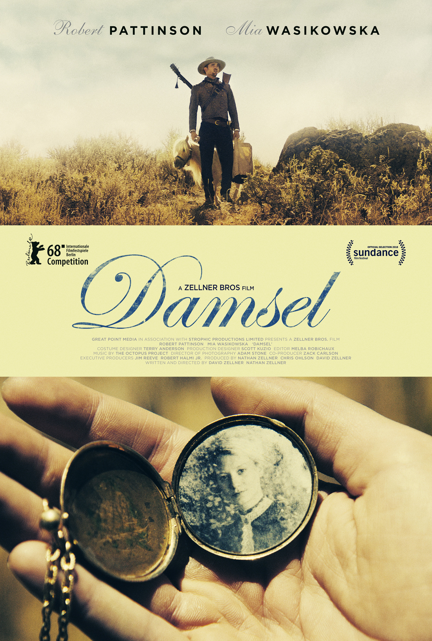 Damsel (2018) BluRay 720p & 1080p