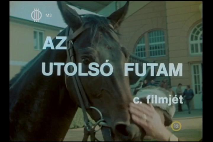 Az utolsó futam ((1983))