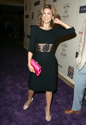 Jennifer esposito black dress consider, that