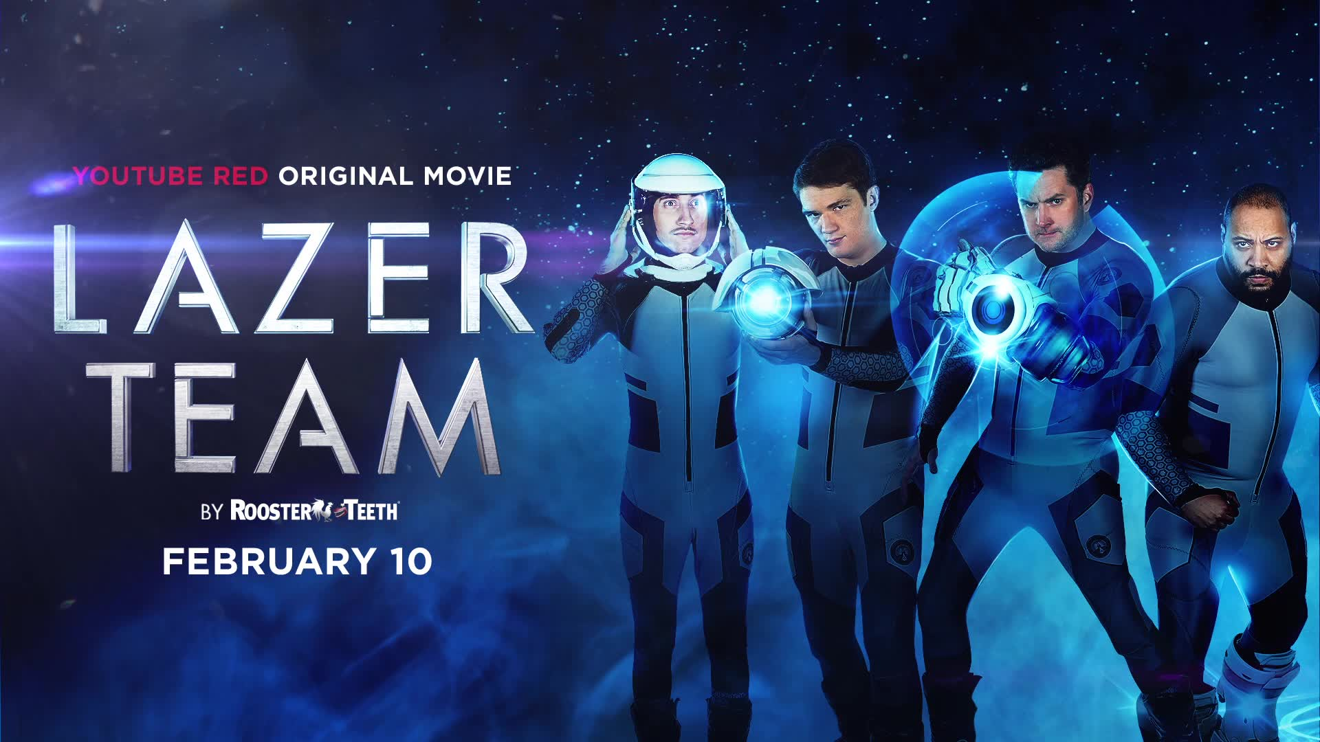download full movie Lazer Team in italian