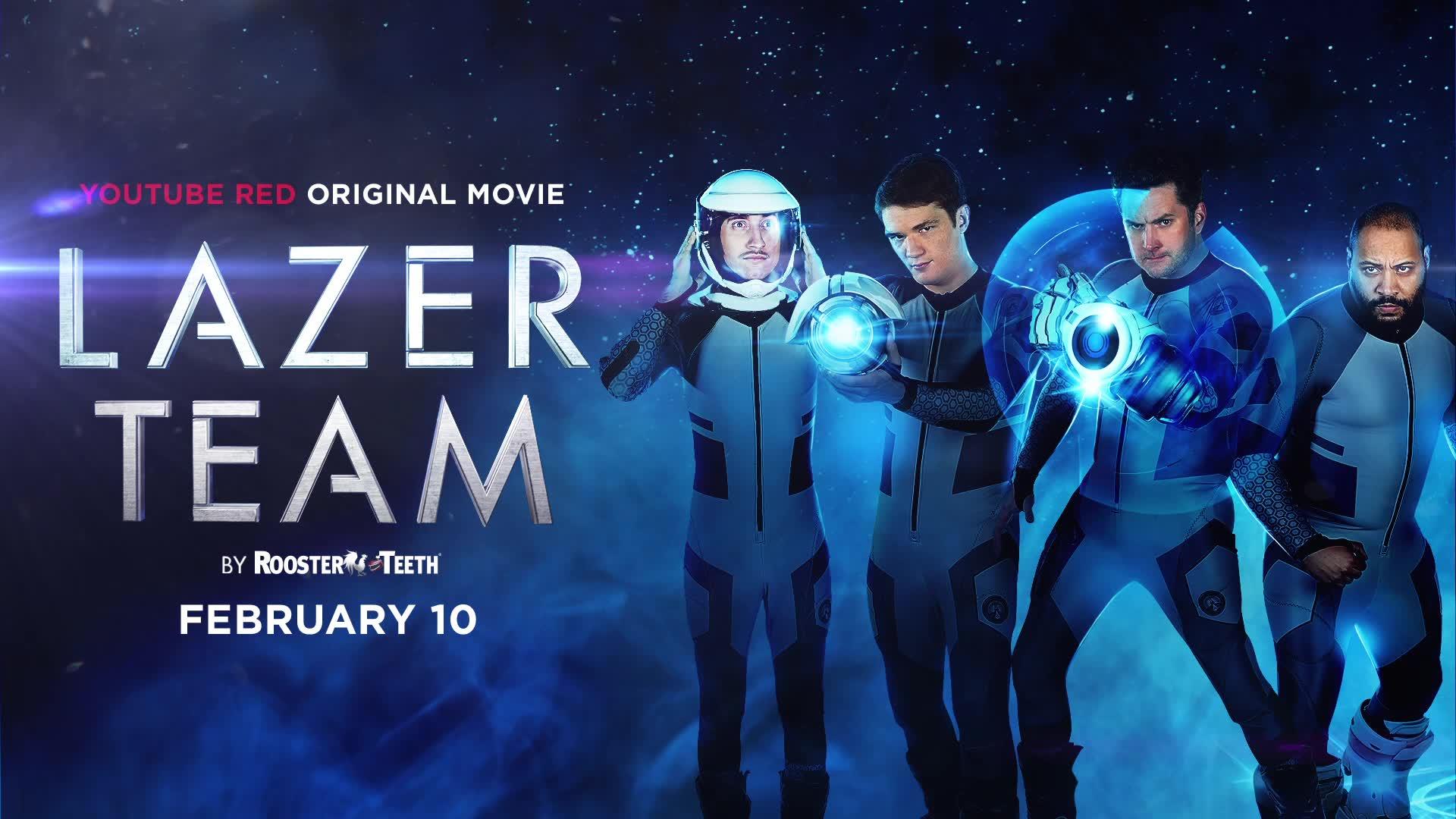 Lazer Team full movie in italian 720p