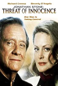 Beverly D'Angelo and Richard Crenna in Jonathan Stone: Threat of Innocence (1994)