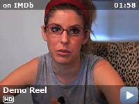 Rebecca Zamolo On Imdb Movies Tv Celebs And More Video