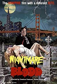 Primary photo for Nightmare in Blood