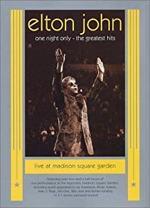 Movies for android Elton John: One Night Only - Greatest Hits Live [BDRip]