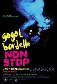 Gogol Bordello Non-Stop Poster