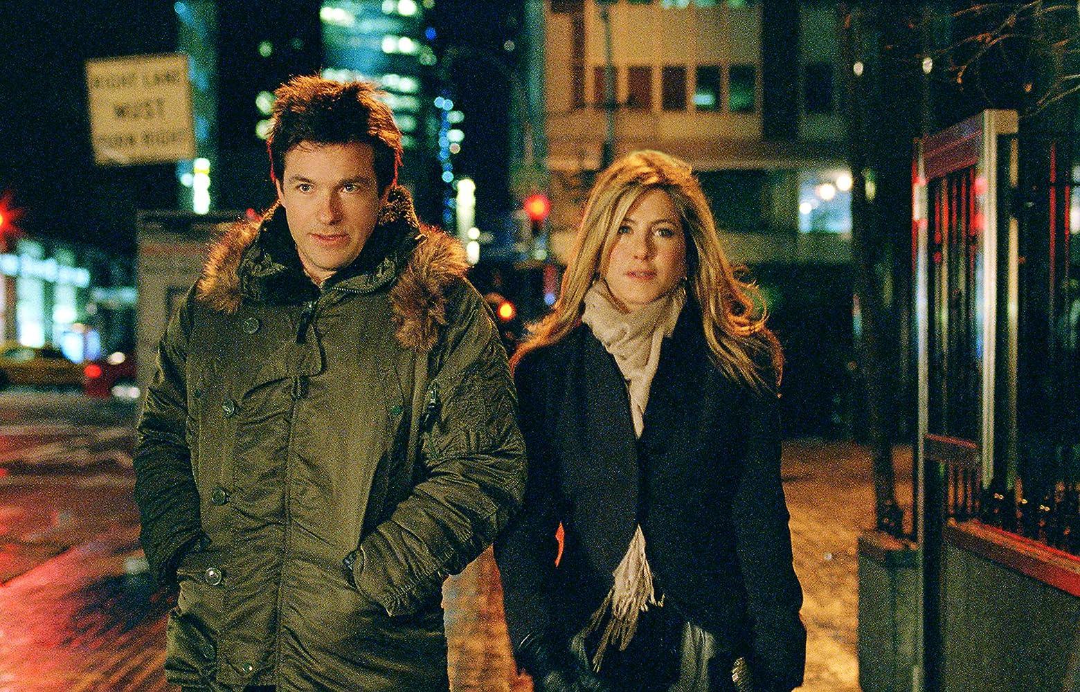 Jennifer Aniston and Jason Bateman in The Switch (2010)