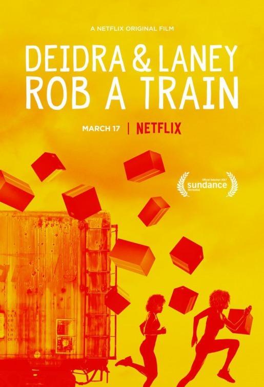فيلم Deidra & Laney Rob a Train مترجم