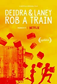 Ashleigh Murray and Rachel Crow in Deidra & Laney Rob a Train (2017)