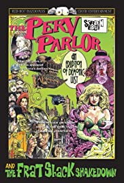 The Perv Parlor Poster